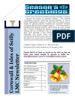 Cornwall & Isles of Scilly LMC Newsletter Dec 2013