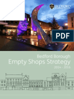 Empty Shops Strategy