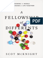 A Fellowship of Differents by Scot McKnight (sample)