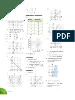 Math IB SL Answer Sheet