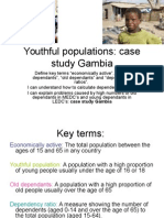 Youthful populations.ppt