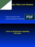 WHS PR Symposium - Non-Alcoholic Fatty Liver Disease