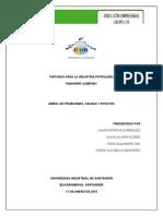 Informe Arbol de Problemas Direccion Empresarial