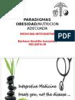 WHS PR Symposium - PARADIGMAS OBESIDAD/NUTRICION ADECUADA
