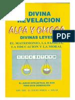 Los Noviazgos y Enamoramientos - Divinas Leyes Alfa y Omega