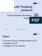 Vtp Protocol