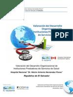 informe de Evaluación Desarrollo HAHF