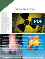 Nuklearna fizika-prezentacija o zracenjima