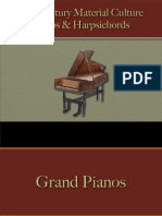 Music - Pianos, Harpsichords, Etc