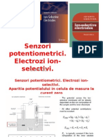 Senzori Potentiometrici
