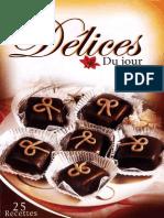 Delices Du Jour - 25 Recettes Algeriennes