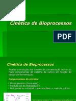 Cinética de Bioprocessos - InTERNET