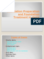 38761690 Foundation Treatment in Dams