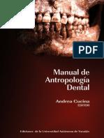 Manual Antropología Dental, 2011 Tiesler Cap. 9
