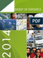 2014 Digest of Statistics