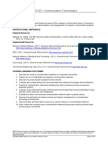 CIS505 Student Guide 1212