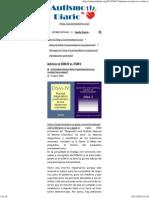 Autismo en DSM-IV Vs