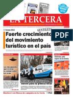 Diario La Tercera 19.01.2015