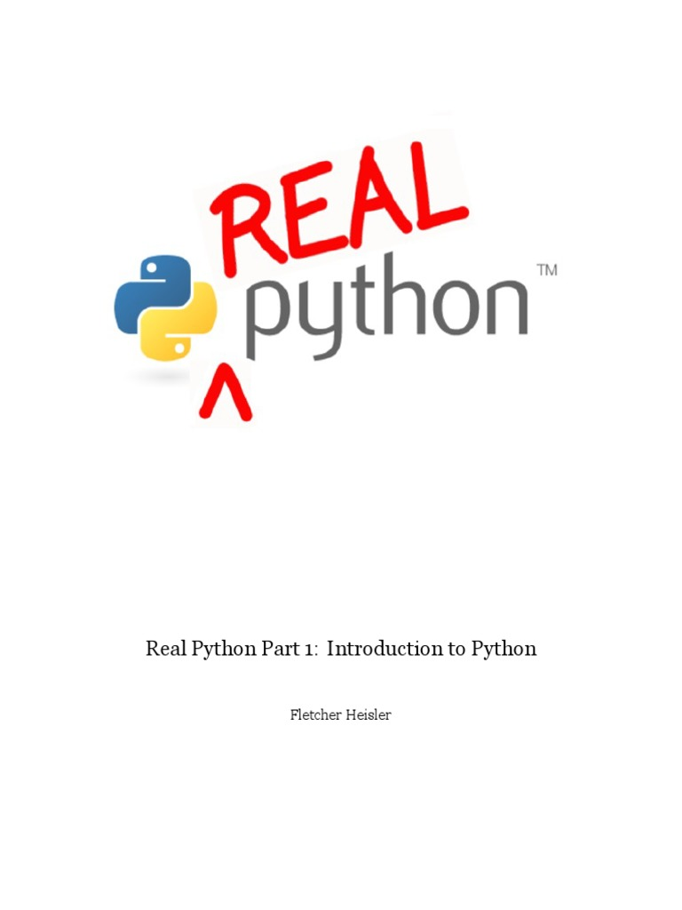 Real Python Part 1 | String (Computer Science) | Graphical
