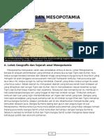 Peradaban Mesopotamia
