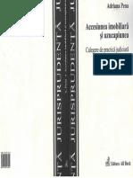 Accesiune imobiliară şi uzucapiune. Culegere de practică judiciară - A.Pena - 2004.pdf