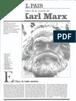 Centenario de La Muerte de Karl Marx (EP, 14-03-1983)