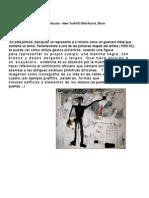 Basquiat Autoretraro