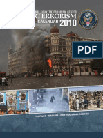 National Counterterrorism Center's Counterterrorism Calendar 2010
