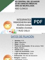 Caso Clinico Farmacologia Epilepsia CASI COMPLETO