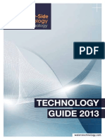 Waters Buy-Side Technology Guide 2013