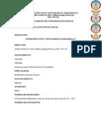 Proyecto de Inclusión y Ministerio