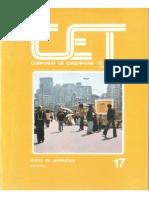 Areas de Pedestres
