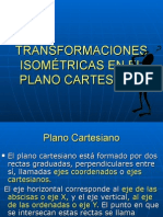 Transformaciones Isométricas en El Plano Cartesiano (3)