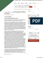 """Costantino Nella Storiografia Italiana Su Roma in """"Enciclopedia Costantiniana"""" – Treccani"""