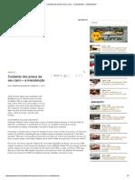 Cuidando Dos Pneus de Seu Carro - A Manutenção - Jalopnik Brasil