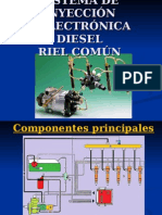 Inyección Electronica Diesel Riel Común