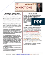 ChazinGroup Connections Newsletter Jan2010