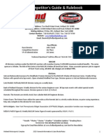 general and late model rules 2015 holland motorsports complex