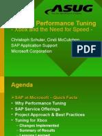 IT SAPSD Performance