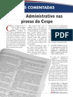 Direito administrativo cespe