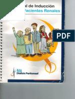 Manual de Induccion Para Pacientes Renales