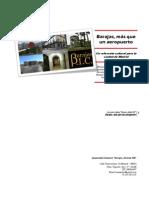 Memoria de propuestas para potenciar el patrimonio histórico del distrito de Barajas