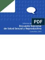 Encuesta Nacional de Salud Sexual y Reproductiva