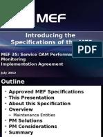 MEF 35