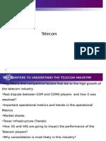 Telecom Summary Presentation
