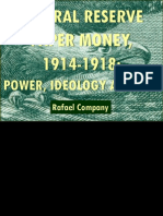 FEDERAL RESERVE PAPER MONEY, 1914-1918