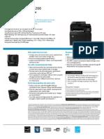 Manual de uso Laser Jet Pro 200 HP