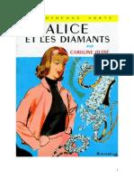 Caroline Quine Alice Roy 04 BV Alice et les diamants 1930.doc