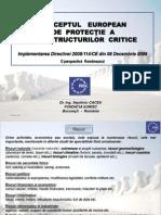 3 - Conceptul PIC Si Implementarea Dir EC_114_2008 - EURISC - Mar 2010