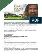 Retreat and Bosnian Pyramid Info